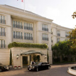 The Peninsula Beverly Hills Hotel Exterior